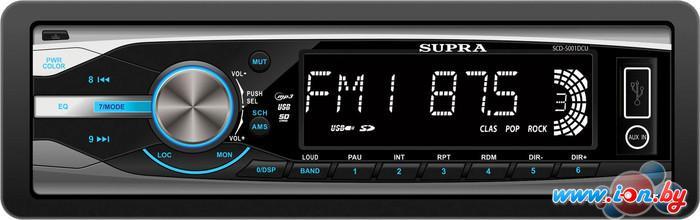 CD/MP3-магнитола Supra SCD-5001DCU в Могилёве