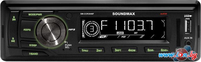 USB-магнитола Soundmax SM-CCR3046F в Могилёве