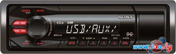 USB-магнитола Sony DSX-A35U в Могилёве