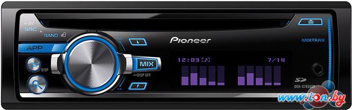 CD/MP3-магнитола Pioneer DEH-X7650SD в Могилёве