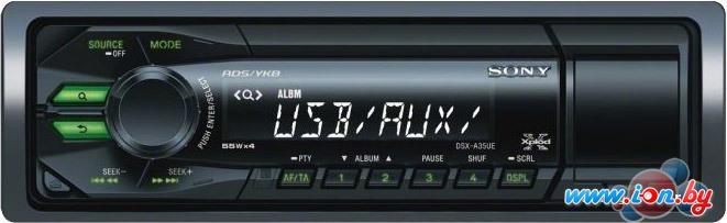 USB-магнитола Sony DSX-A35UE в Могилёве