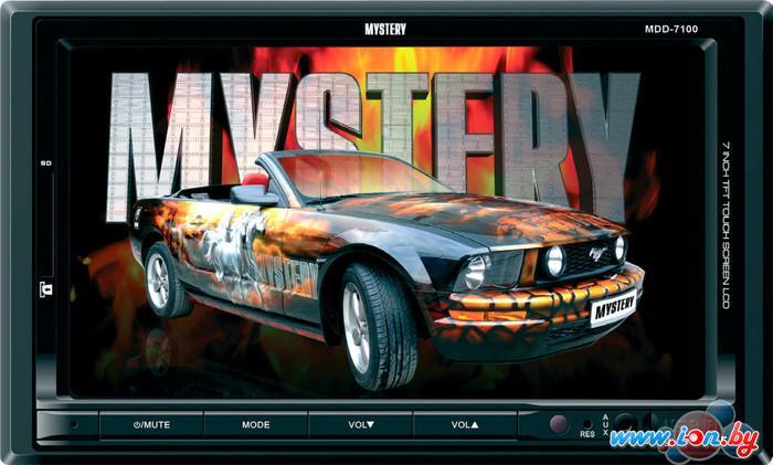USB-магнитола Mystery MDD-7100 в Могилёве