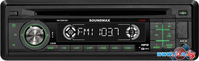 CD/MP3-магнитола Soundmax SM-CDM1045 в Могилёве