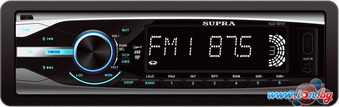 CD/MP3-магнитола Supra SCD-501U в Могилёве
