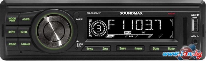USB-магнитола Soundmax SM-CCR3047F в Могилёве