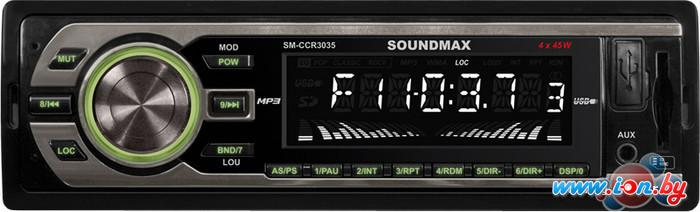 USB-магнитола Soundmax SM-CCR3035 в Могилёве