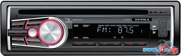 CD/MP3-магнитола Supra SCD-401U в Могилёве