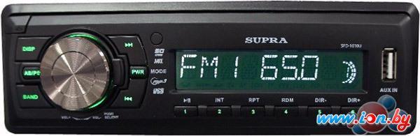 USB-магнитола Supra SFD-1010U в Могилёве