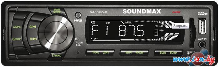 USB-магнитола Soundmax SM-CCR3049F в Могилёве