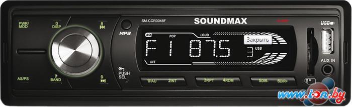 USB-магнитола Soundmax SM-CCR3048F в Могилёве
