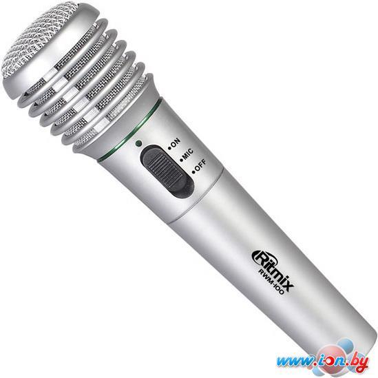 Микрофон Ritmix RWM-100 в Могилёве