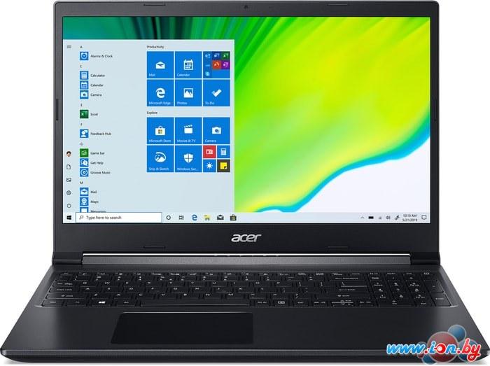 Ноутбук Acer Aspire 7 A715-75G-59CP NH.Q9AER.005 купить в Минске по низким ценам