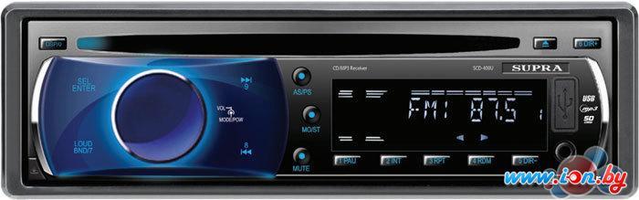 CD/MP3-магнитола Supra SCD-400U в Могилёве