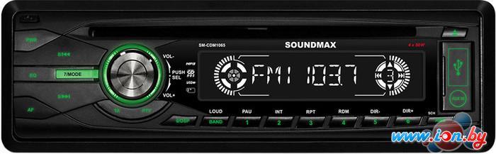 CD/MP3-магнитола Soundmax SM-CDM1065 в Могилёве