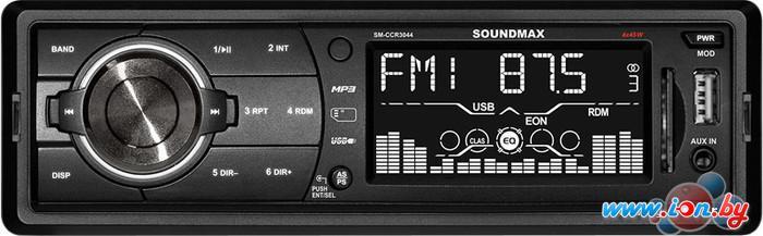 USB-магнитола Soundmax SM-CCR3044 в Могилёве