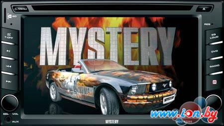 СD/DVD-магнитола Mystery MDD-6220S в Могилёве