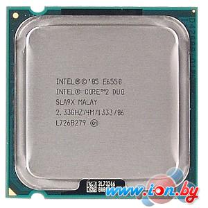 Процессор Intel Core 2 Duo E6550 в Могилёве