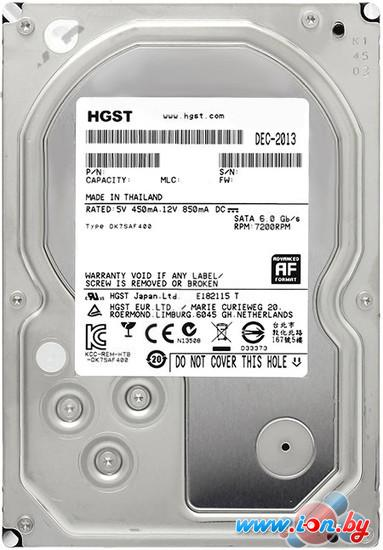 Жесткий диск Hitachi Deskstar NAS 3TB (HDN724030ALE640) в Могилёве