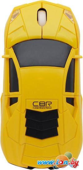 Мышь CBR MF 500 Bizzare Yellow в Могилёве