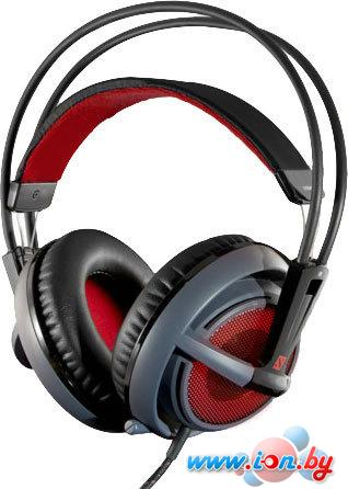 Наушники с микрофоном SteelSeries Siberia V2 Full-Size Headset DOTA 2 в Могилёве