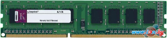 Оперативная память Kingston ValueRAM 8GB DDR3 PC3-12800 (KVR16N11H/8) в Могилёве