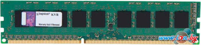 Оперативная память Kingston ValueRAM 4GB DDR3 PC3-12800 (KVR16LE11S8/4I) в Могилёве