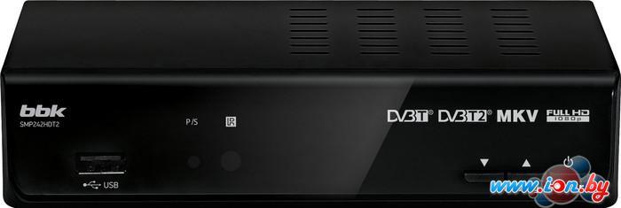 Приемник цифрового ТВ BBK SMP242HDT2 в Могилёве