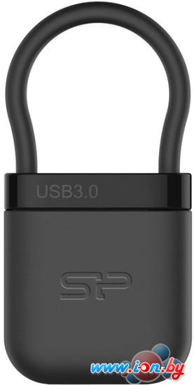 USB Flash Silicon-Power Jewel J05 Black 16GB (SP016GBUF3J05V1K) в Могилёве