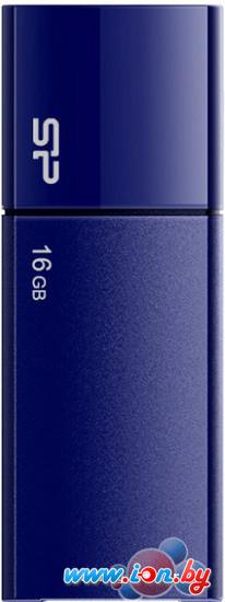 USB Flash Silicon-Power Ultima U05 16GB Blue (SP016GBUF2U05V1D) в Могилёве