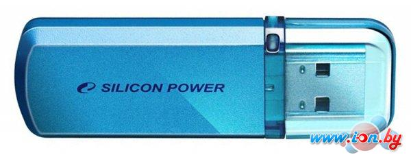 USB Flash Silicon-Power Helios 101 Blue 64GB (SP064GBUF2101V1B) в Могилёве