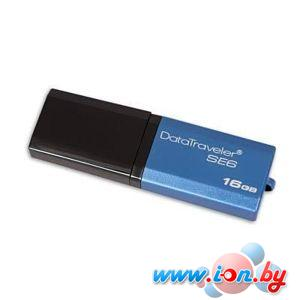 USB Flash Kingston DataTraveler SE6B 16GB Blue (KC-U5016-3PB) в Могилёве