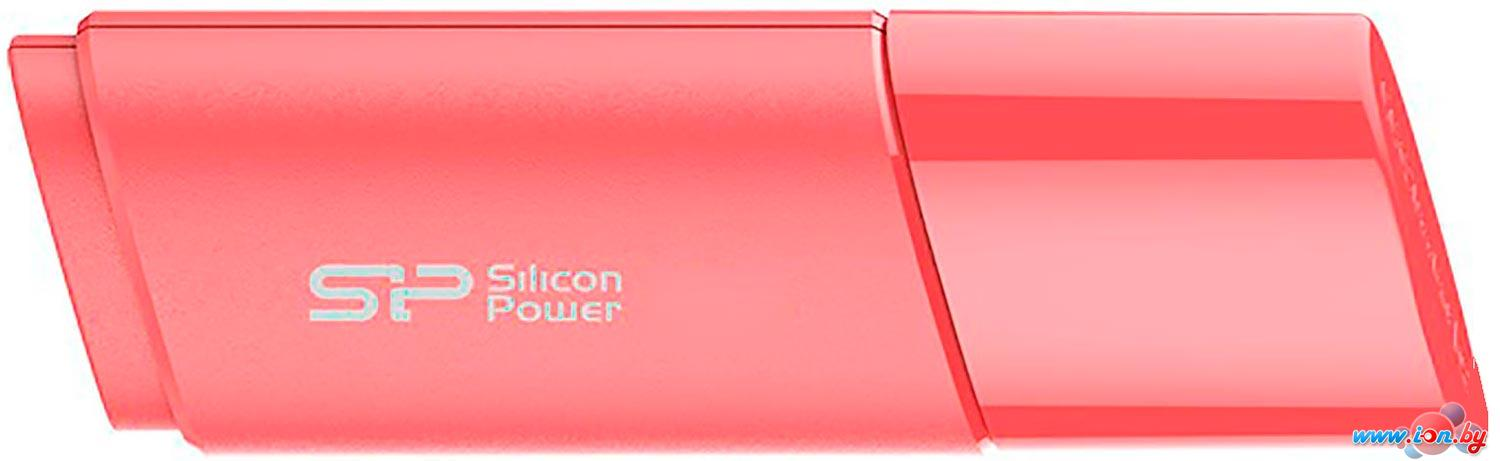 USB Flash Silicon-Power Ultima U06 4GB Pink (SP004GBUF2U06V1P) в Могилёве