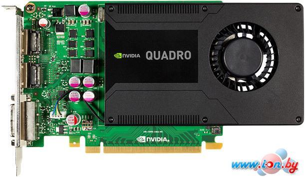 Видеокарта PNY Quadro K2000 2GB GDDR5 (VCQK2000-PB) в Могилёве