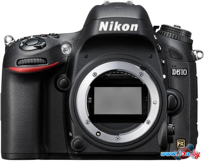 Фотоаппарат Nikon D610 Body в Могилёве