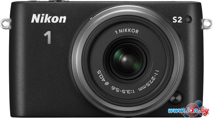 Фотоаппарат Nikon 1 S2 Kit 11-27.5mm в Могилёве