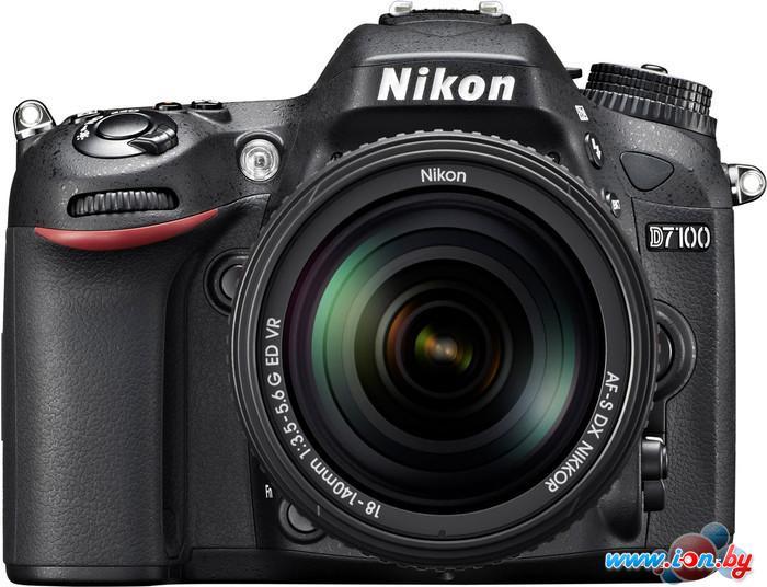 Фотоаппарат Nikon D7100 Kit 18-140mm VR в Могилёве