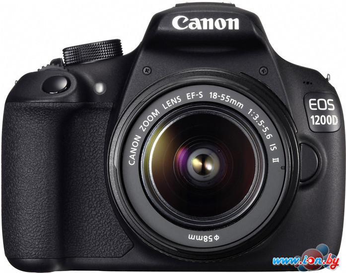Фотоаппарат Canon EOS 1200D Kit 18-55mm IS II в Могилёве
