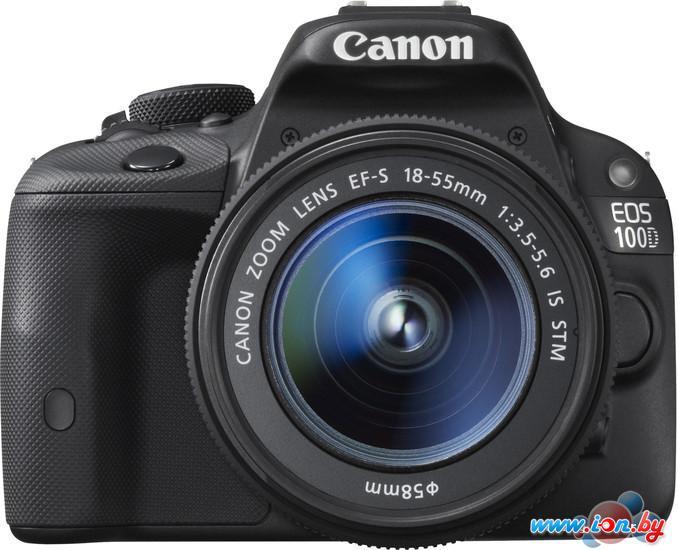 Фотоаппарат Canon EOS 100D Kit 18-55 IS STM в Могилёве