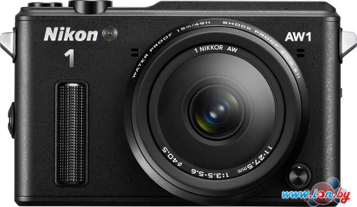 Фотоаппарат Nikon 1 AW1 Kit 11-27.5mm в Могилёве