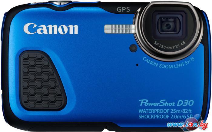 Фотоаппарат Canon PowerShot D30 в Могилёве