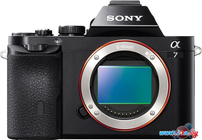 Фотоаппарат Sony a7 Body (ILCE-7) в Могилёве