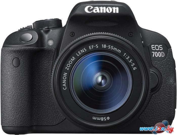Фотоаппарат Canon EOS 700D Kit 18-55 III в Могилёве