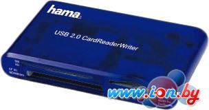 Кардридер Hama 35 in 1 USB 2.0 Multicard Reader (55348) в Могилёве