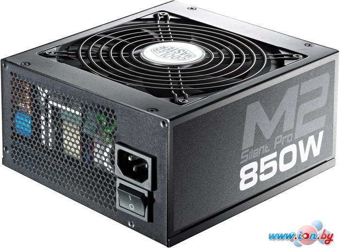 Блок питания Cooler Master Silent Pro M2 850W (RS850-SPM2) в Могилёве