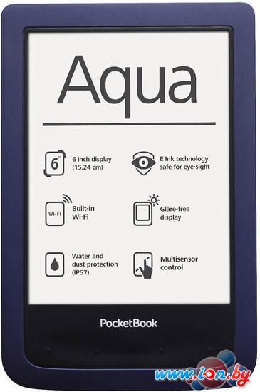 Электронная книга PocketBook Aqua (640) в Могилёве