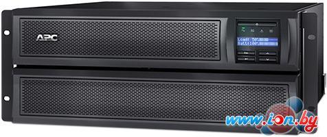Источник бесперебойного питания APC Smart-UPS X 3000VA Rack/Tower LCD 200-240V (SMX3000HVNC) в Могилёве