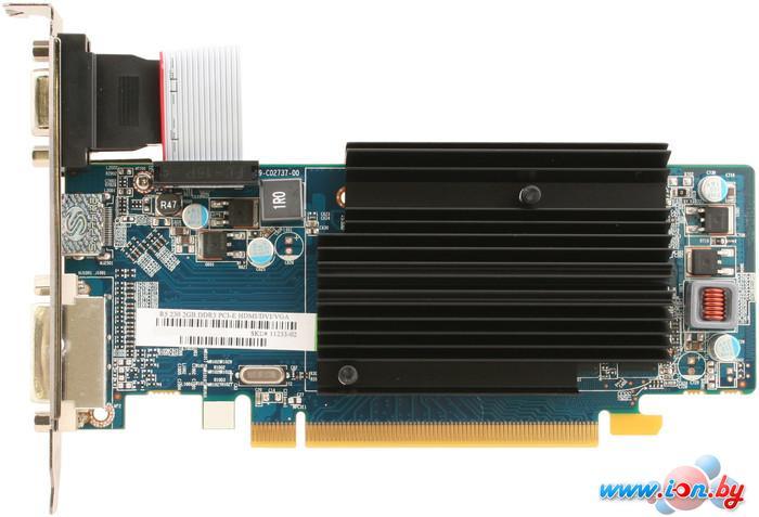 Видеокарта Sapphire R5 230 2GB DDR3 (11233-02) в Могилёве