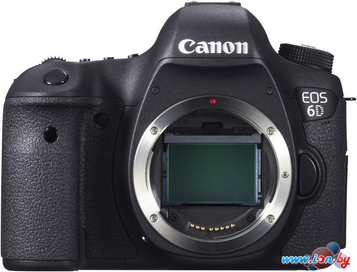 Фотоаппарат Canon EOS 6D Body в Могилёве
