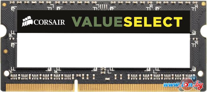 Оперативная память Corsair Value Select 4GB DDR3 SO-DIMM PC3-12800 (CMSO4GX3M1A1600C11) в Могилёве