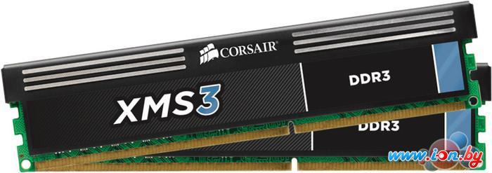 Оперативная память Corsair XMS3 2x8GB DDR3 PC3-12800 KIT (CMX16GX3M2A1600C11) в Гомеле